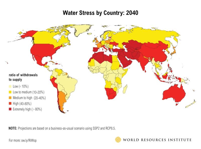 conflit eau israel